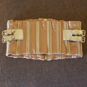 Dolce and gabanna corset belt